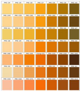 Microsoft Word - PMS Color Chart Template